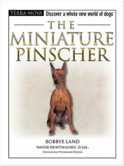 The Miniature Pinscher by Bobbye